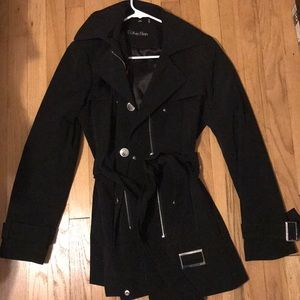Jackets & Blazers - Calvin Klein trench